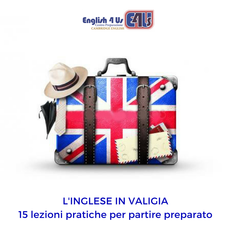 L'Inglese In Valigia